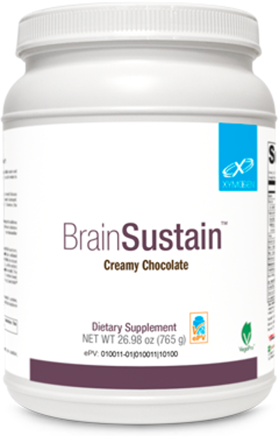 Picture of BrainSustain™ Creamy Chocolate 15 Servings