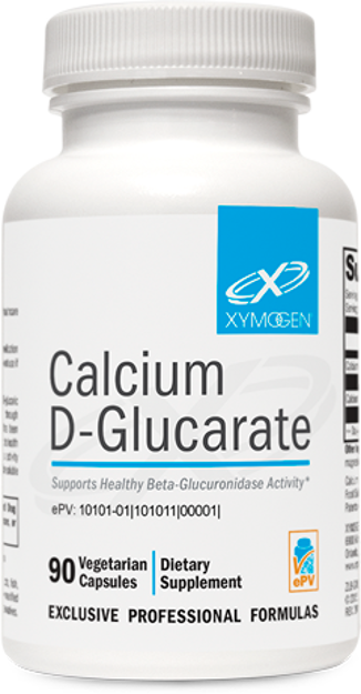 Picture of Calcium D-Glucarate 90 Capsules