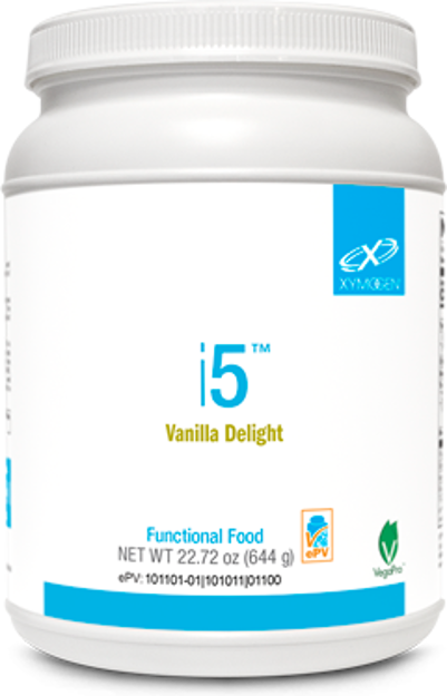 Picture of i5™ Vanilla Delight 14 Servings