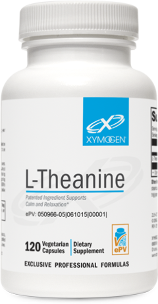 Picture of L-Theanine 120 Capsules