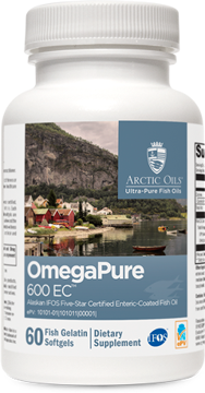 Picture of OmegaPure 600 EC™ 60 Softgels
