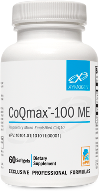 Picture of CoQmax™-100 ME 60 Softgels