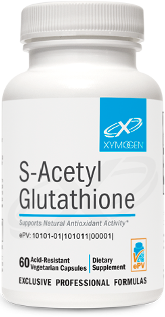 Picture of S-Acetyl Glutathione 60 Capsules