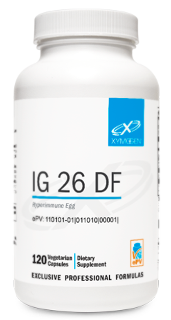 Picture of IG 26 DF 120 Capsules