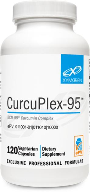 Picture of CurcuPlex-95™ 120 Capsules