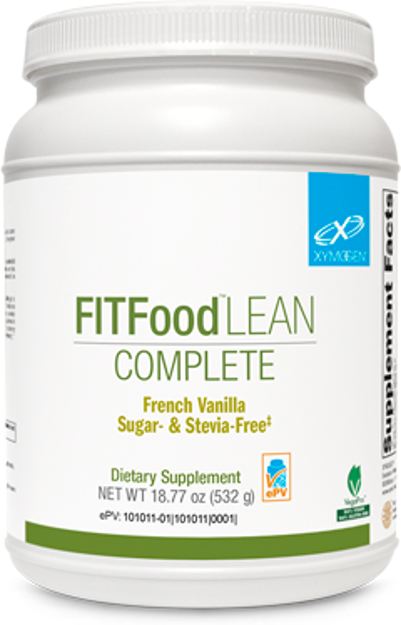 Picture of FIT Food™ Lean Complete French Vanilla Sugar- & Stevia-Free 14 Servings