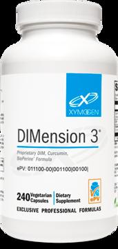 Picture of DIMension 3® 240 Capsules