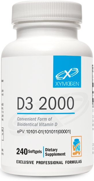 Picture of D3 2000 240 Softgels