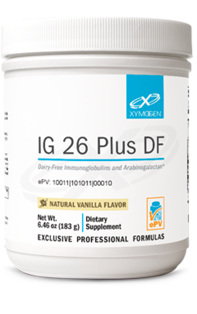 Picture of IG 26 Plus DF Vanilla 30 Servings