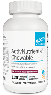 Picture of ActivNutrients® Chewable Mixed Berry 120 Tablets