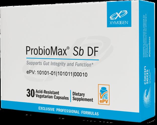 Picture of ProbioMax® Sb DF 30 Capsules