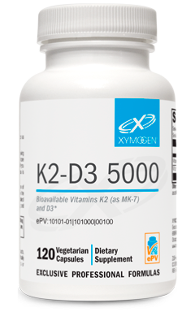 Picture of K2-D3 5000 120 Capsules