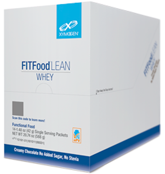 Picture of FIT Food™ Lean Whey Creamy Chocolate No Added Sugar, No Stevia 14 Servings