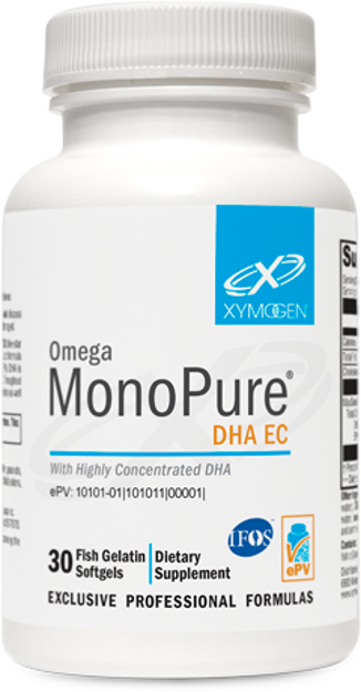 Picture of Omega MonoPure® DHA EC 30 Softgels