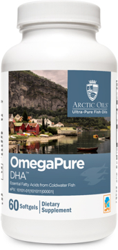 Picture of OmegaPure DHA™ 60 Softgels