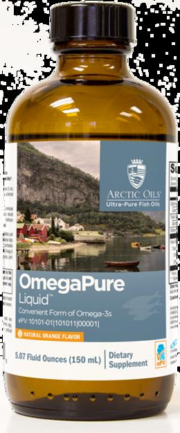 Picture of OmegaPure Liquid™ Orange 5 oz.